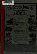Live Stock Journal Annual