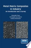 Metal Matrix Composites in Industry