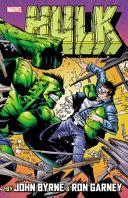 Hulk by John Byrne & Ron Garney