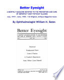 Better Eyesight