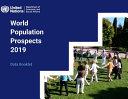 World Population Prospects 2019  Data Booklet