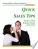 Quick Sales Tips Practical Advice In Bite Sized Pieces
