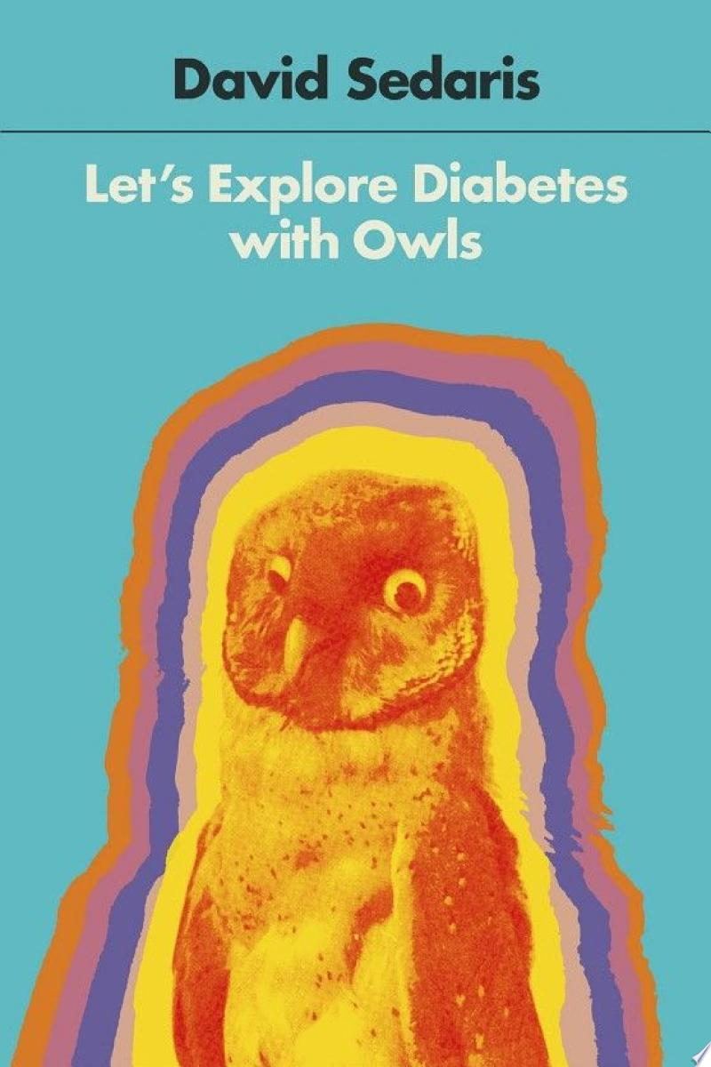 Let's Explore Diabetes with Owls poster