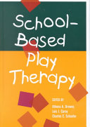 School Based Play Therapy