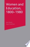 Women And Education 1800 1980