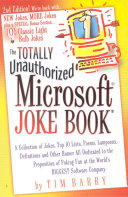 The Totally Unauthorized Microsoft Joke Book