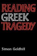 Reading Greek Tragedy
