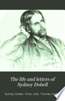 The Life and Letters of Sydney Dobell Book