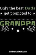 Grandpa 2020 Baby Sitting Planner