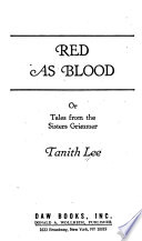 Red as blood