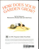 How Does Your Garden Grow