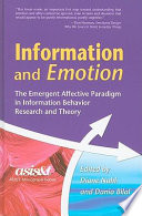 Information And Emotion Book PDF