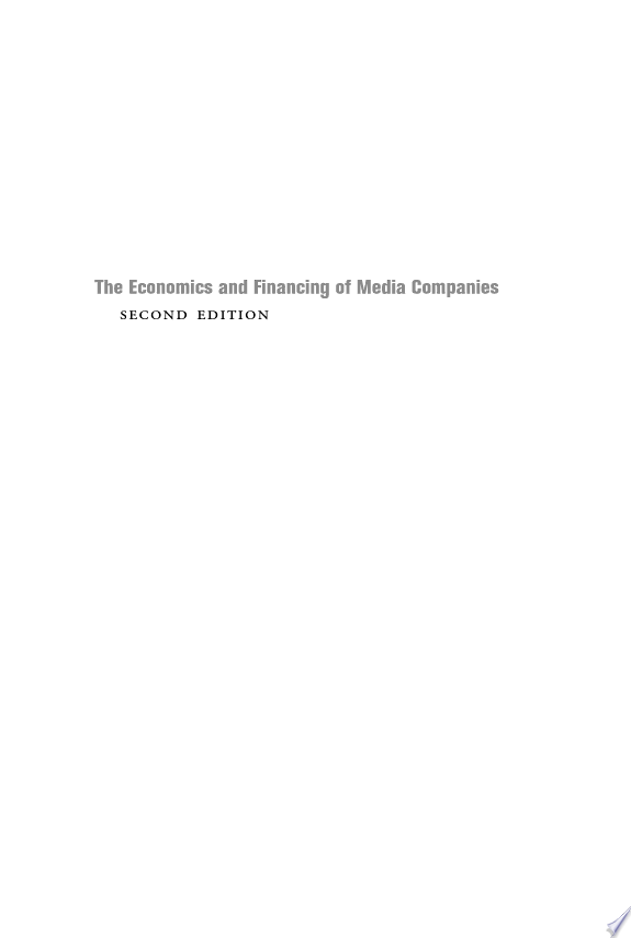 The Economics and Financing of Medi