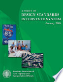 A Policy on Design Standards---Interstate System, 5th Edition, Single User Digital Publication