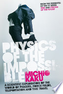 Physics of the Impossible Book