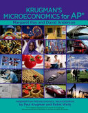 Krugman's Microeconomics for Ap(r) & Economics by Example [With Hardcover Book(s)]