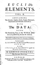 An Appendix to the English Translation of Commandine s Euclid