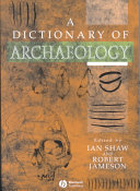 A Dictionary of Archaeology - Seite 129