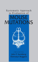 Systematic Approach to Evaluation of Mouse Mutations ebook