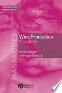Wine Production Book