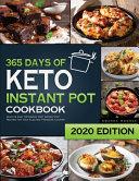 Keto Instant Pot Cookbook