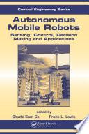 Autonomous Mobile Robots Book
