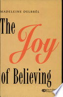 The Joy Of Believing
