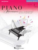 Piano Adventures - Level 1 Lesson Book Pdf/ePub eBook
