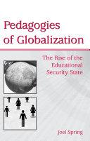 Pedagogies of Globalization Pdf/ePub eBook