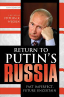 Return to Putin s Russia