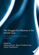 The Struggle for Influence in the Middle East Book