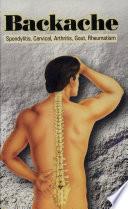 Backache Spondylitis Cervical Arthritis Gout Rheumatism  Book PDF