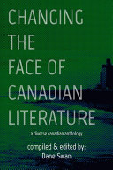 Changing the Face of Canadian Literature Book