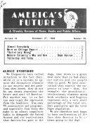 America s Future Book