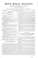 Bulletin financier international