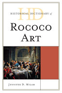 Pdf Historical Dictionary of Rococo Art Telecharger