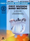 First Division Band Method, Part 2 [Pdf/ePub] eBook
