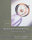 Macroeconomics Principles and Policies