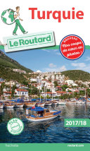 Guide du Routard Turquie 2017/18