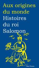 Pdf Histoires du roi Salomon Telecharger