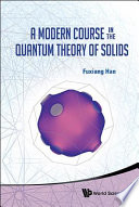 A Modern Course In The Quantum Theory Of Solids Book PDF