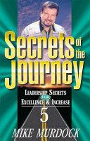 Secrets Of The Journey  Volume 5