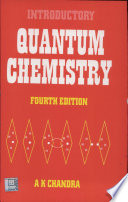 Introductory Quantum Chemistry
