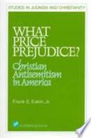 What Price Prejudice