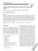 A novel method for solving the fully neutrosophic linear programming problems
