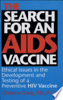The Search For An Aids Vaccine