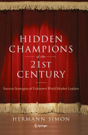 Hidden Champions of the Twenty-First Century Pdf/ePub eBook