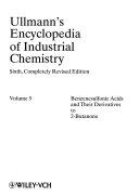 Ullmann s Encyclopedia of Industrial Chemistry