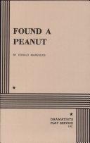 Pdf Found a Peanut