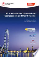 8th International Conference on Compressors and their Systems